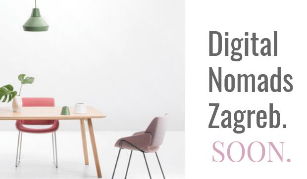 Event Promo - Zagreb Digital Nomads 2021
