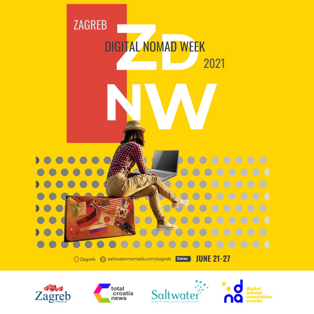 Zafgreb digital nomad week