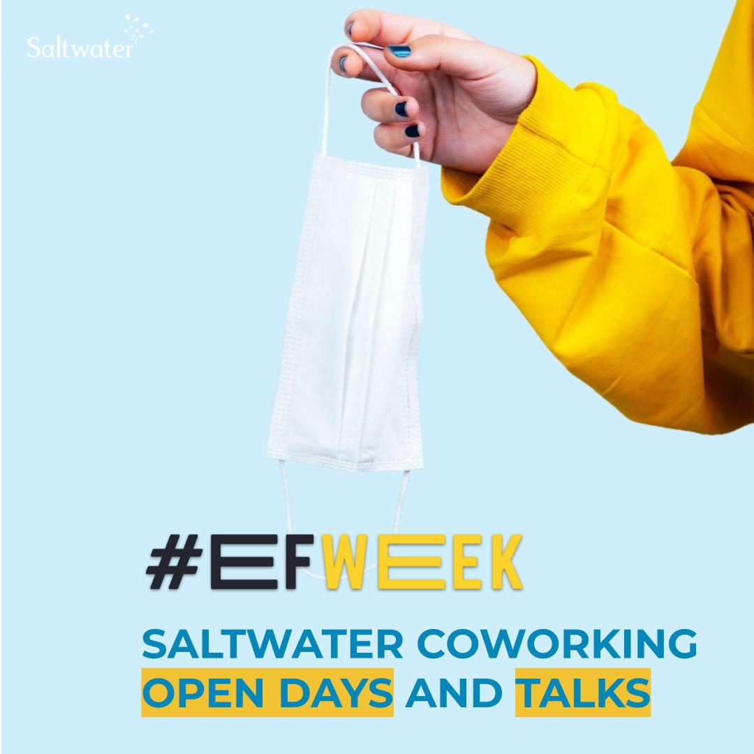 EFweek 2021 saltwater events